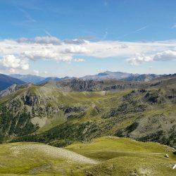 Bonnette landscape cycling Marmot Tours