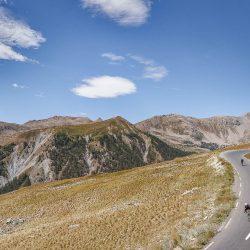 Descend Bonnette France Marmot Tours