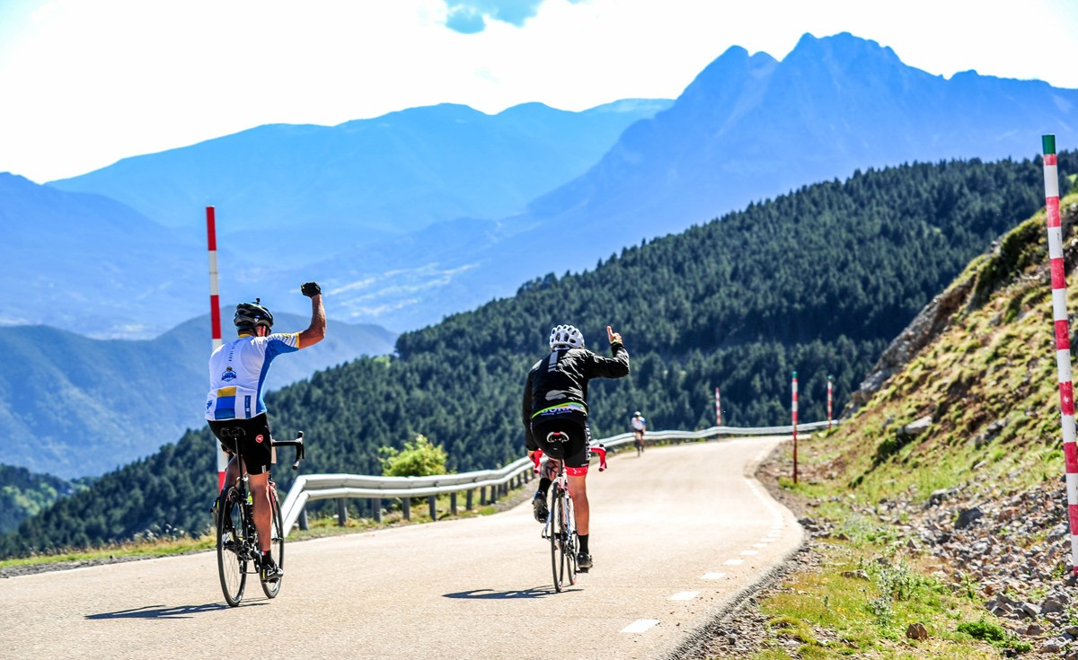 2019 - road cycling holiday