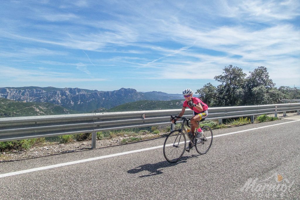 european groups cycling tours in the Spring