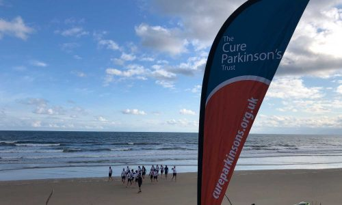 Coast-to-Cure Raid Alpine – The Cure Parkinson's Trust Charity Challenge 2020